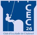 logo club escalade chabeuil